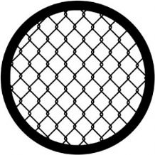 Rosco 71060 Wire Fence Gobo